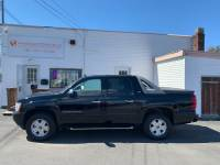 2008 Chevrolet Avalanche LTZ 4WD 4-Speed Automatic