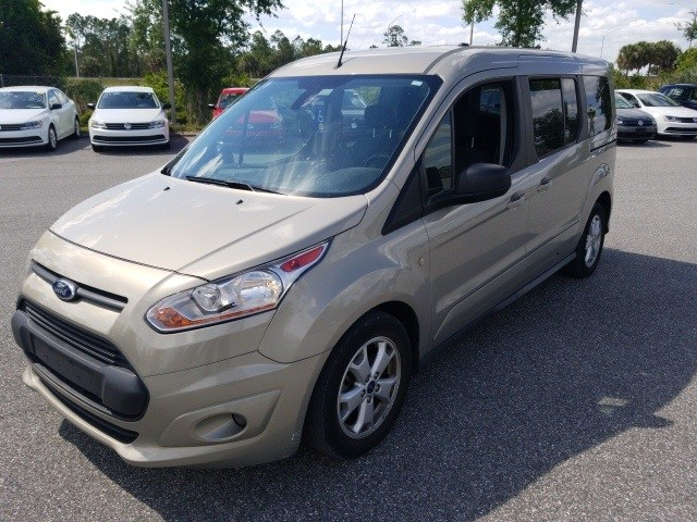 Photo Used Ford Transit Connect XLT wRear Liftgate in Orlando, Fl.