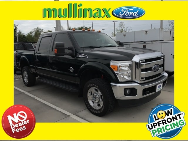 Photo Used 2014 Ford F-250 XLT F-250 Special Edition Truck Crew Cab V-8 cyl in Kissimmee, FL