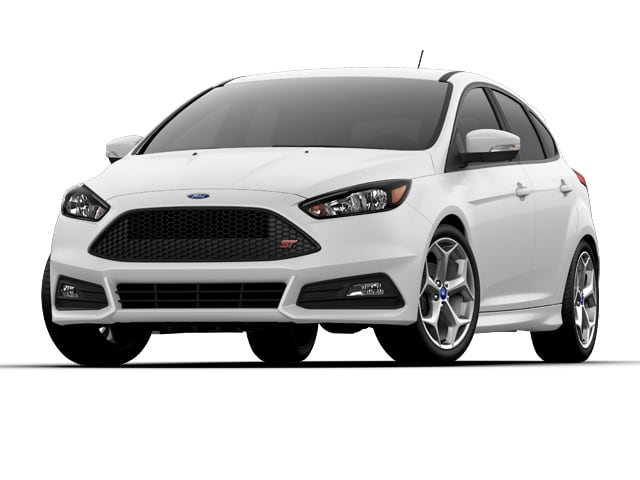 Photo 2017 Ford Focus ST Base Hatchback Front-wheel Drive