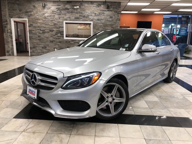 Photo 2015 Mercedes-Benz C-Class C 300 Sport