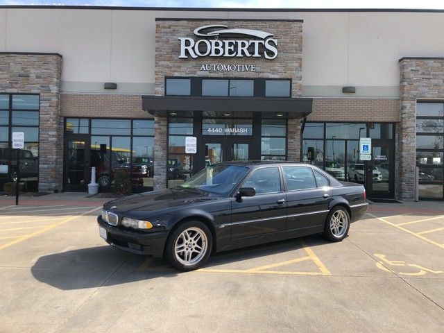 Photo 2001 BMW 7 Series 740iL