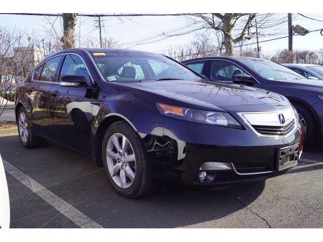 Photo Certified Pre-Owned 2014 Acura TL 3.5 For Sale Lawrenceville, NJ