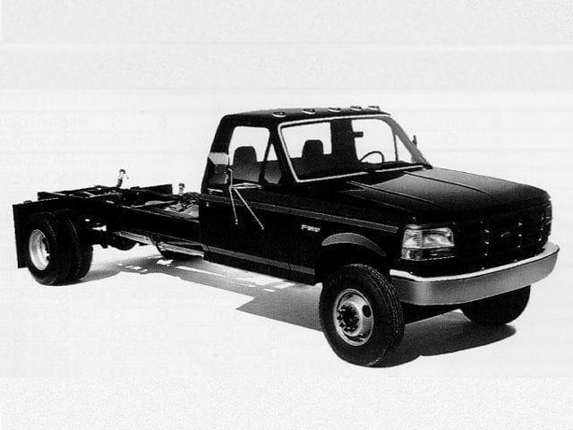 Photo 1997 Ford F-Super Duty Truck V8 EFI