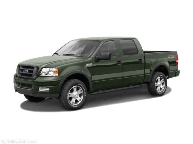 Photo Used 2006 Ford F-150 King Ranch Truck V8 EFI 24V for sale in OFallon IL