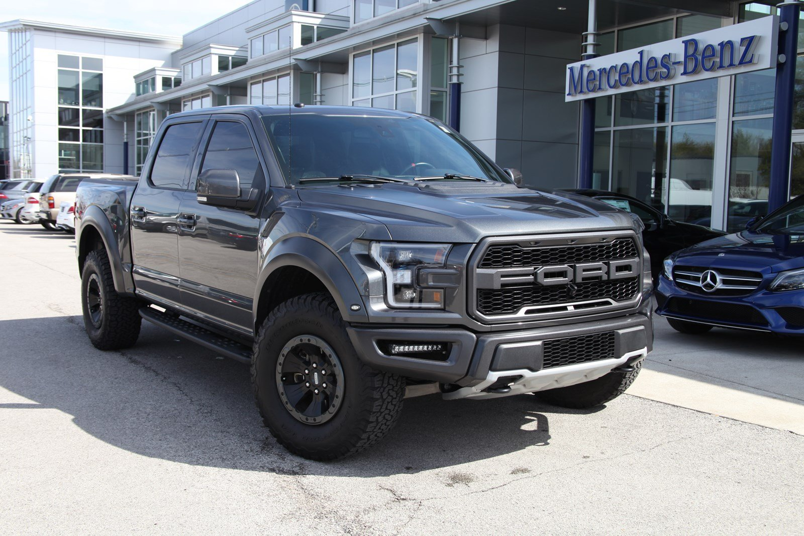 Pre-Owned 2018 Ford Raptor F-150