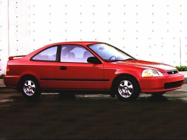 Photo 1996 Honda Civic HX