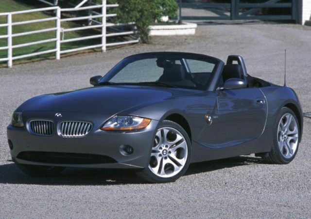 Photo 2003 BMW Z4 2.5i - BMW dealer in Amarillo TX  Used BMW dealership serving Dumas Lubbock Plainview Pampa TX