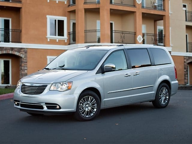 Photo 2012 Chrysler Town  Country 4dr Wgn Touring Mini-van, Passenger For Sale in Erie PA