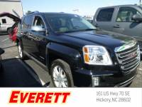 Certified Pre-Owned 2017 GMC Terrain SLT FWD FWD SUV