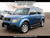 2006 Honda Element 4WD EX-P AT