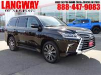 Pre-Owned 2019 LEXUS LX 570 570 SUV 4x4 in Middletown, RI Near Newport