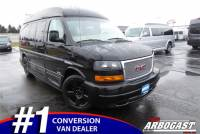 Pre-Owned 2014 GMC Conversion Van Majestic SSX AWD AWD