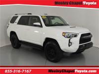 Certified Pre-Owned 2016 Toyota 4Runner TRG 4WD