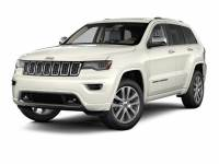 Used 2017 Jeep Grand Cherokee Overland RWD SUV For Sale in Myrtle Beach, South Carolina