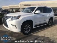 Certified 2017 LEXUS GX 460 Luxury SUV in Greenville SC