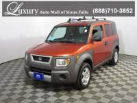 Pre-Owned 2003 Honda Element EX SUV for Sale in Sioux Falls near Brookings