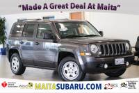 Used 2015 Jeep Patriot Sport Available in Sacramento CA