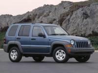 2007 Jeep Liberty Limited SUV 4WD