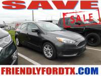 Used 2015 Ford Focus SE Hatchback 4-Cylinder DGI DOHC for Sale in Crosby near Houston