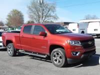 Certified 2015 Chevrolet Colorado Z71 Truck Crew Cab