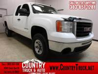 2010 GMC Sierra 3500HD SLE Extended Cab Long Bed 4WD