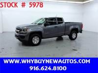 2018 Chevrolet Colorado ~ Extended Cab ~ Only 4K Miles!