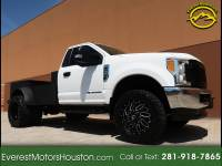 2017 Ford F-350 SD XL REGULAR CAB 4WD welding bed