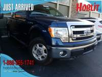 2014 Ford F-150 XLT Crew Cab Short Bed 4x4 EcoBoost