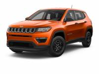 2018 Jeep Compass Sport FWD SUV Front-wheel Drive