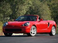 Pre-Owned 2000 Toyota MR2 Spyder For Sale in Brook Park Near Cleveland, OH