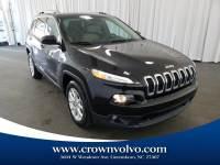 Used 2016 Jeep Cherokee Latitude FWD For Sale | Greensboro NC | GW138086