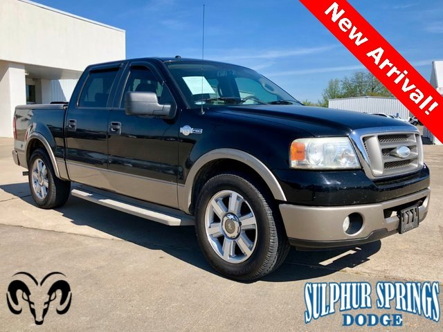 Photo Used 2006 Ford F-150 King Ranch Pickup