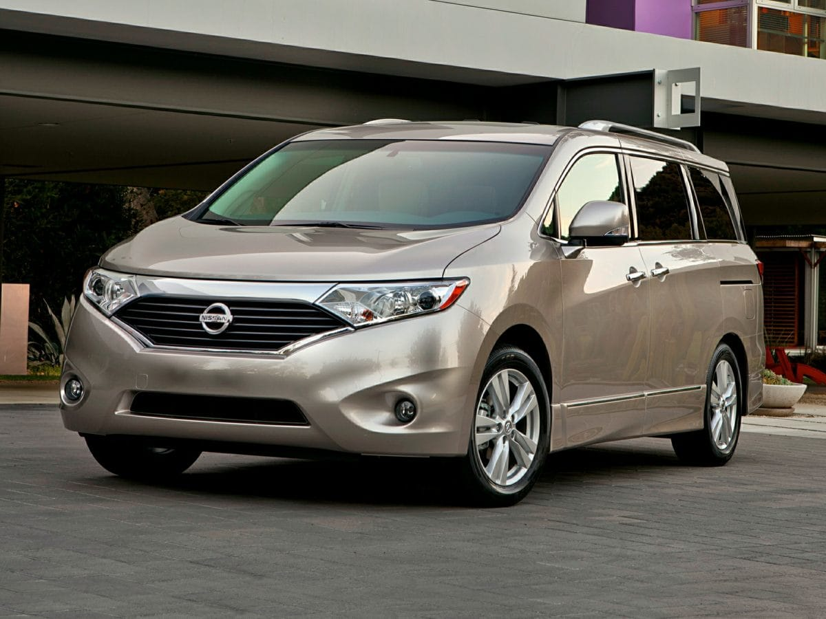 Photo Used 2014 Nissan Quest 3.5 S near Greenville, NC