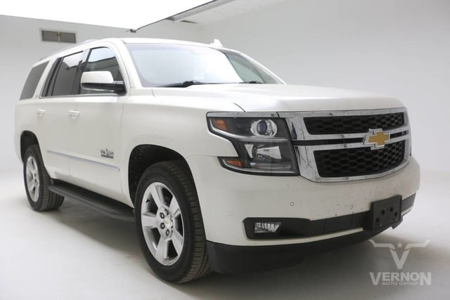 Photo Used 2015 Chevrolet Tahoe LT Texas Edition 2WD in Vernon TX