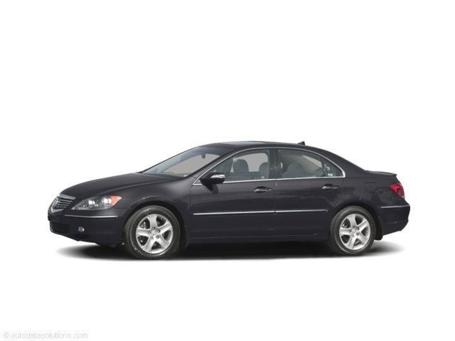 Photo Used 2005 Acura RL 3.5 Sedan
