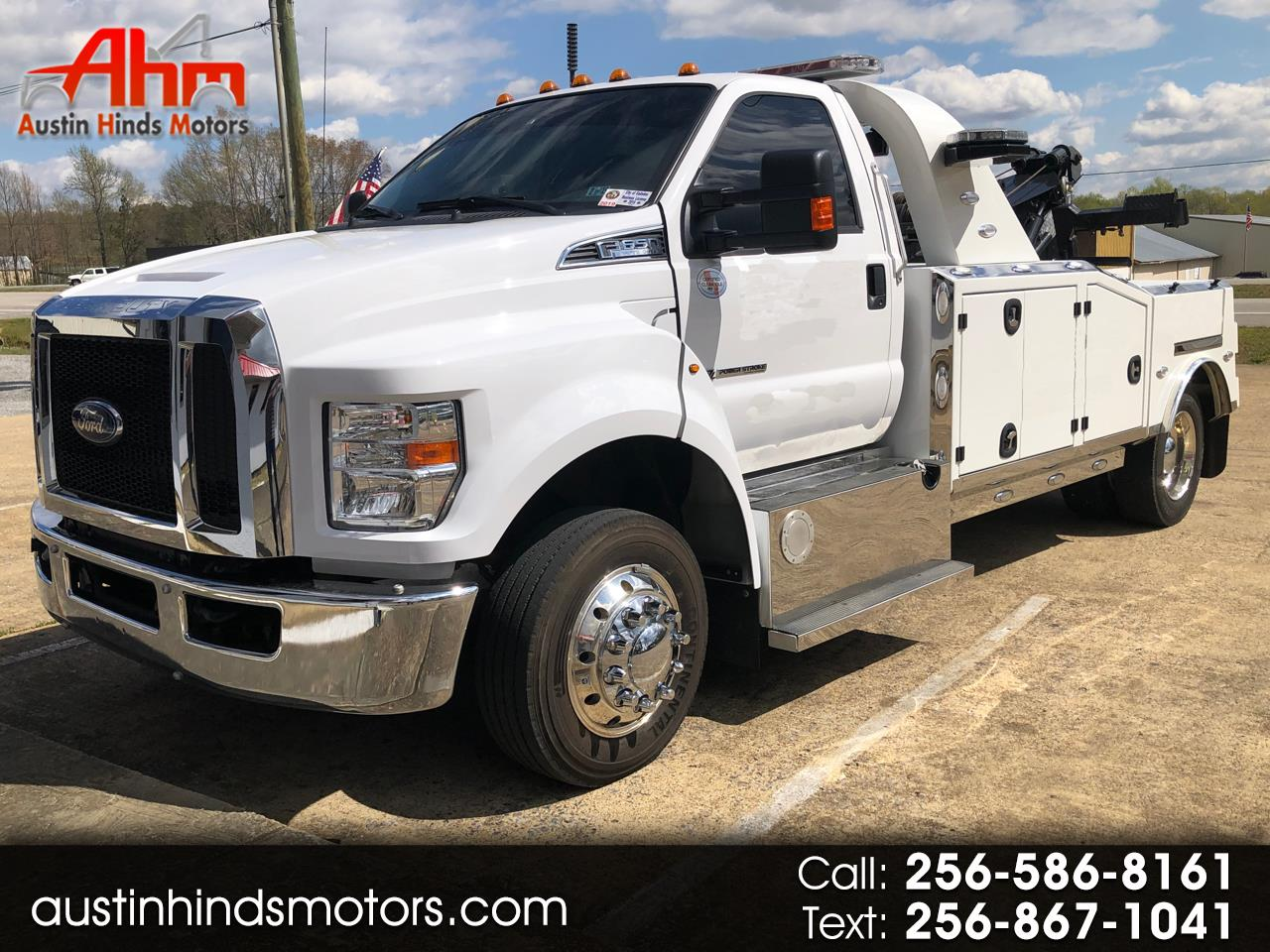 Photo 2017 Ford F-650 SD