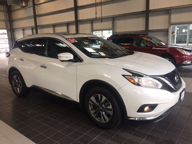 Photo 2015 Nissan Murano NISSAN CERTIFIED NAVIGATION LEATHER SUV