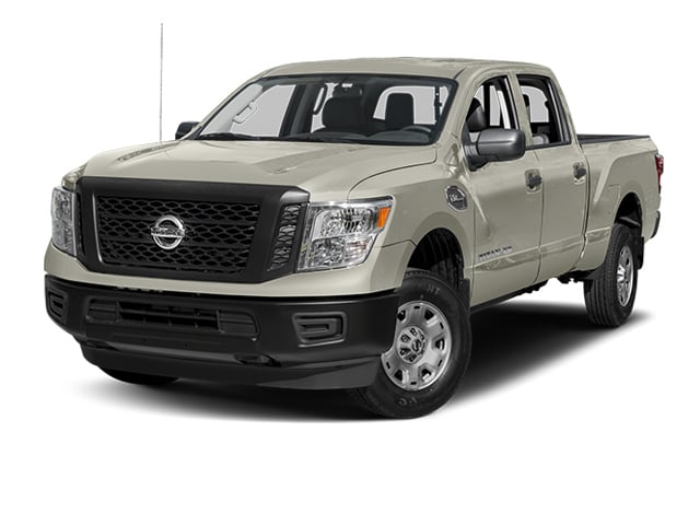 Photo Pre-Owned 2017 Nissan Titan S Truck Crew Cab in Jacksonville FL