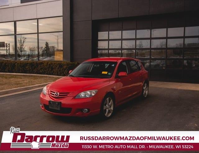 Photo 2006 Mazda Mazda3 s Hatchback For Sale in Madison, WI