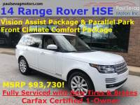Used 2014 Land Rover Range Rover HSE For Sale at Paul Sevag Motors, Inc.   VIN: SALGS2WFXEA140406