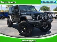2015 Jeep Wrangler AEV Custom Unlimited Rubicon 4WD