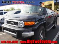 Used 2010 Toyota FJ Cruiser Base 4x4 SUV 5A in Chandler, Serving the Phoenix Metro Area