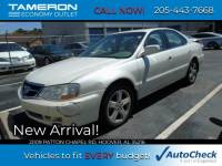 2003 Acura TL 4dr Sdn 3.2L Type S w/Navigation