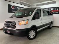 2017 Ford Transit Wagon 350 XLT 15 PASSENGER VAN FLEX FUEL REAR CAMERA CRUISE CONTROL REAR AIR COND