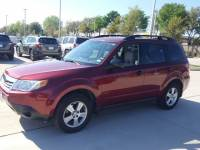 Used 2012 Subaru Forester 2.5X For Sale Grapevine, TX