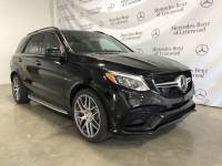 Certified Pre-Owned 2018 Mercedes-Benz AMG® GLE 63 S 4MATIC®