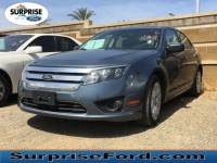 Used 2011 Ford Fusion SE Sedan I-4 cyl For Sale in Surprise Arizona
