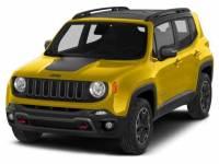 2016 Jeep Renegade Trailhawk 4x4 SUV in Boone