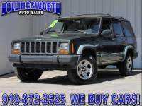 1998 Jeep Cherokee Sport 4-Door 2WD